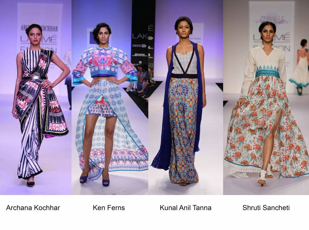 Lakme Fashion Week SS 2014:Trend Report lakme fashion week ss 2014:trend report - Florals 1024x763 1 1024x763 - Lakme Fashion Week SS 2014:Trend Report