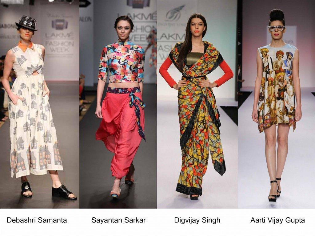 Lakme Fashion Week SS 2014:Trend Report lakme fashion week ss 2014:trend report - Innovative Prints 1024x767 1 1024x767 - Lakme Fashion Week SS 2014:Trend Report
