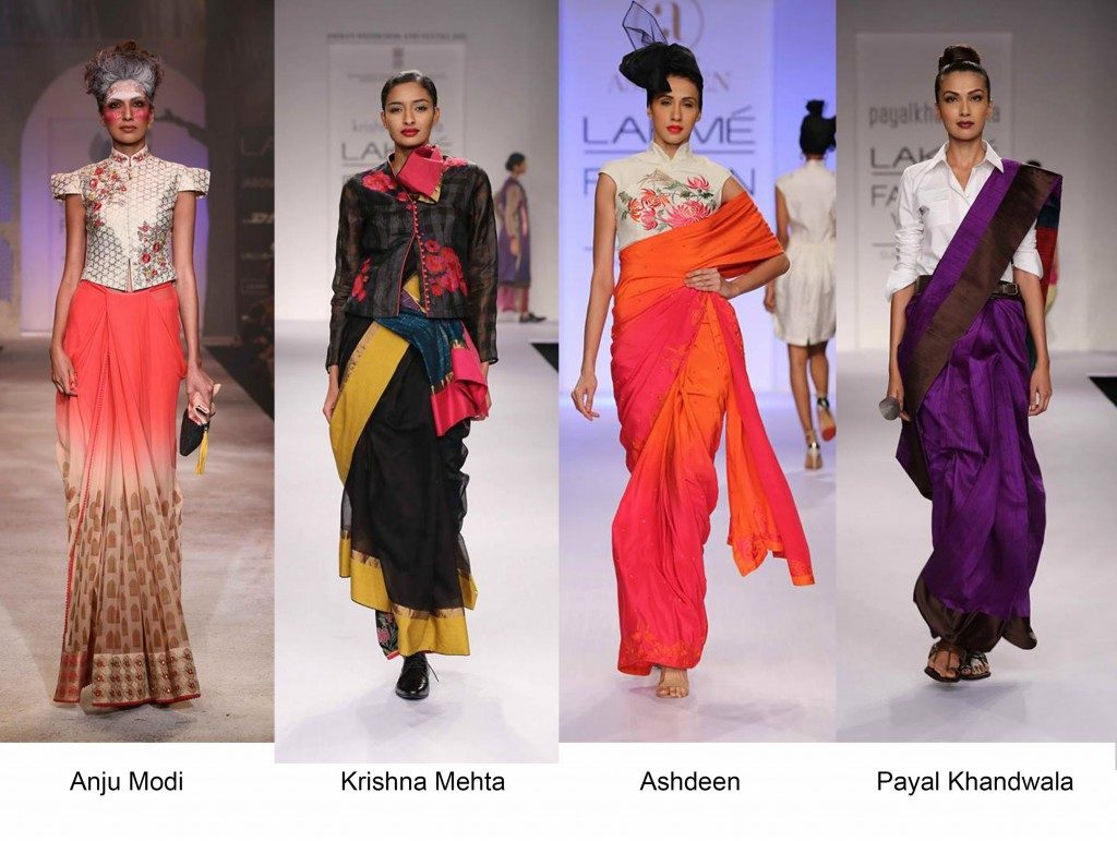 Lakme Fashion Week SS 2014:Trend Report lakme fashion week ss 2014:trend report - Sarees 1024x771 1024x771 - Lakme Fashion Week SS 2014:Trend Report