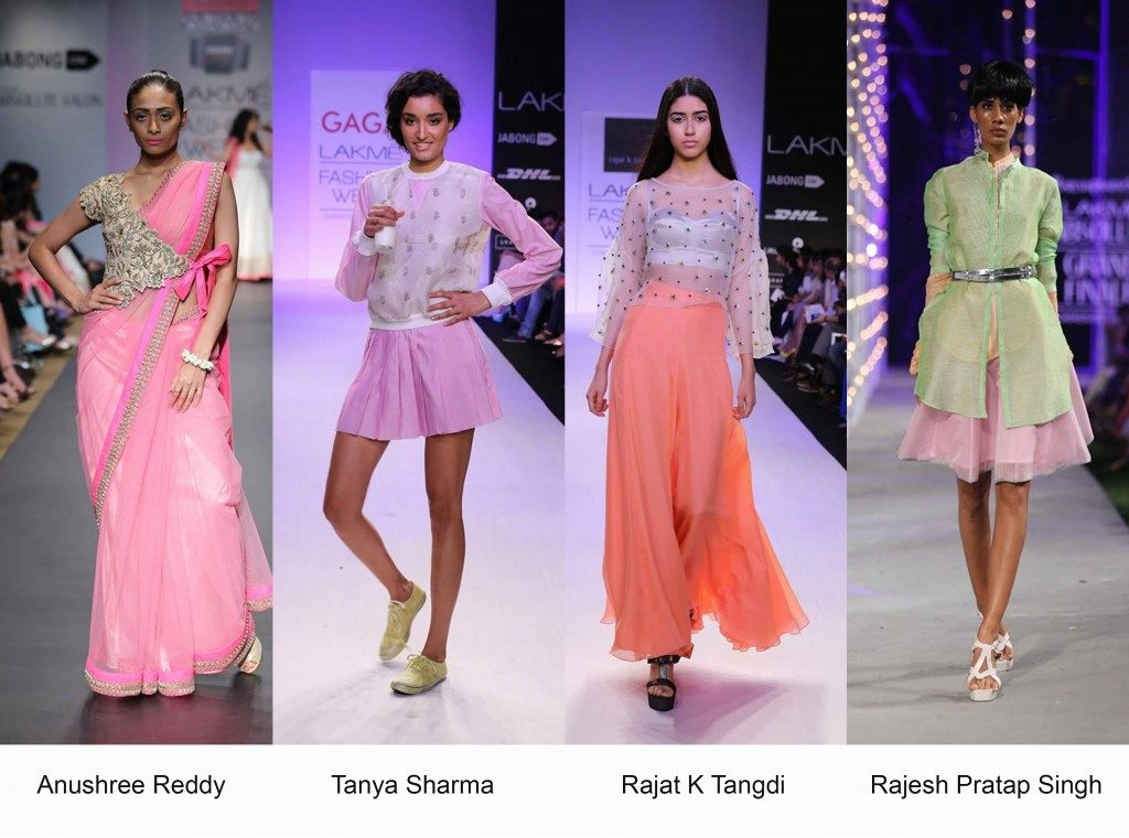 Lakme Fashion Week SS 2014:Trend Report lakme fashion week ss 2014:trend report - candy colors 1024x760 1 1024x760 - Lakme Fashion Week SS 2014:Trend Report