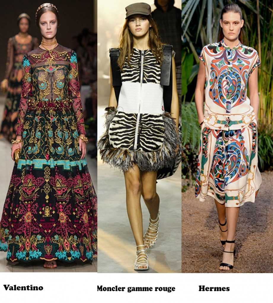 paris fashion week:spring summer 2014 trend report - tribal hunters 921x1024 1 921x1024 - Paris Fashion Week:Spring Summer 2014 Trend Report
