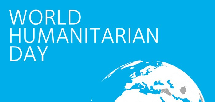 world humanitarian day - whd 1 - World Humanitarian Day- 2016 (19th August)