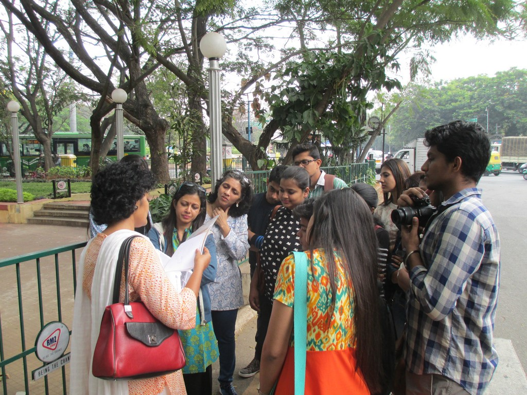 Heritage Walk to Cubbon Park heritage walk to cubbon park - intach walk 48 - HERITAGE WALK TO CUBBON PARK & St.MARKS CATHEDRAL