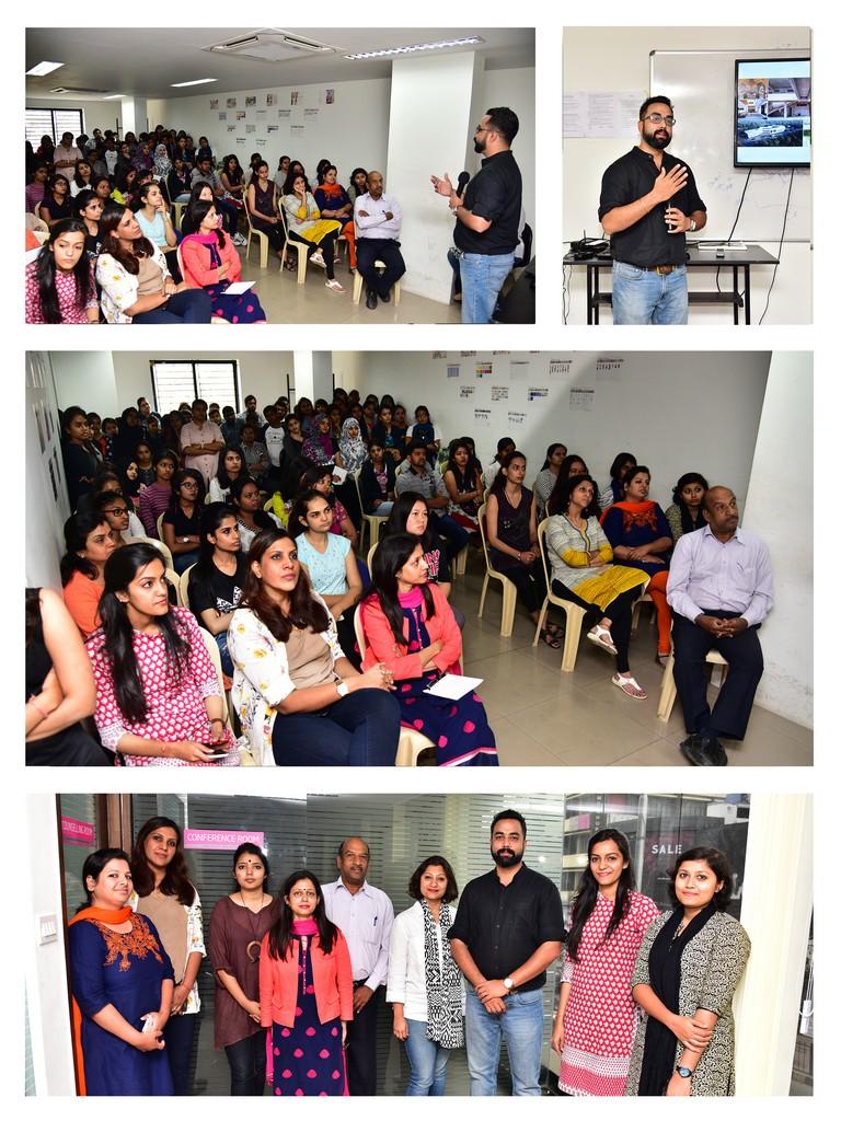 talk session by mr akshay heranjal - Purple Ink Studio - Talk session by Mr Akshay Heranjal