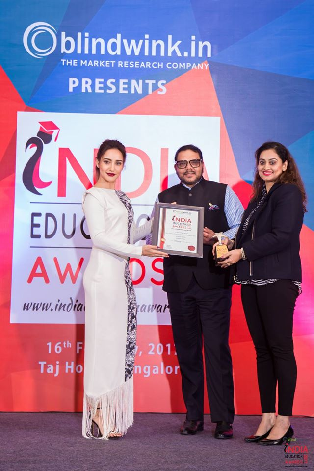 Best Fashion and Interior Design Institute in India best fashion and interior design institute in india - Best Fashion and Interior Design Institute in India 1 - Best Fashion and Interior Design Institute in India – Award Received