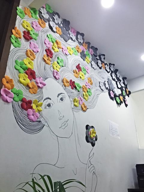 Art Installations - B.Sc in Fashion Design - Batch of 2017 art installations - 2 - Art Installations – B.Sc in Fashion Design – Batch of 2017