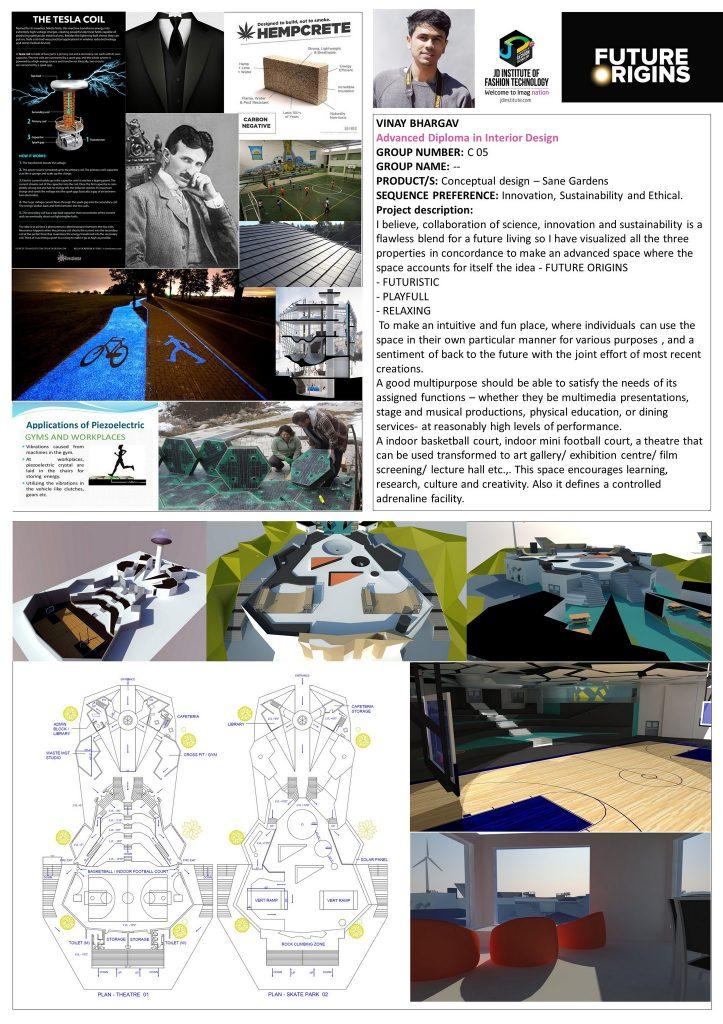 Sane Gardens - Future Origin - JD Annual Design Awards 2017 sane gardens - Sane Gardens    Future Origin     JD Annual Design Awards 2017 2 723x1024 - Sane Gardens – Future Origin – JD Annual Design Awards 2017