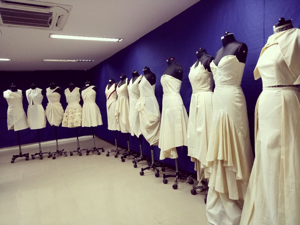 Display of Fabric Draping – Diploma Batch – Department of Fashion and Apparel Design display of fabric draping - Display of Fabric Draping     Diploma Batch     Department of Fashion and Apparel Design 27 - Display of Fabric Draping – Diploma Batch