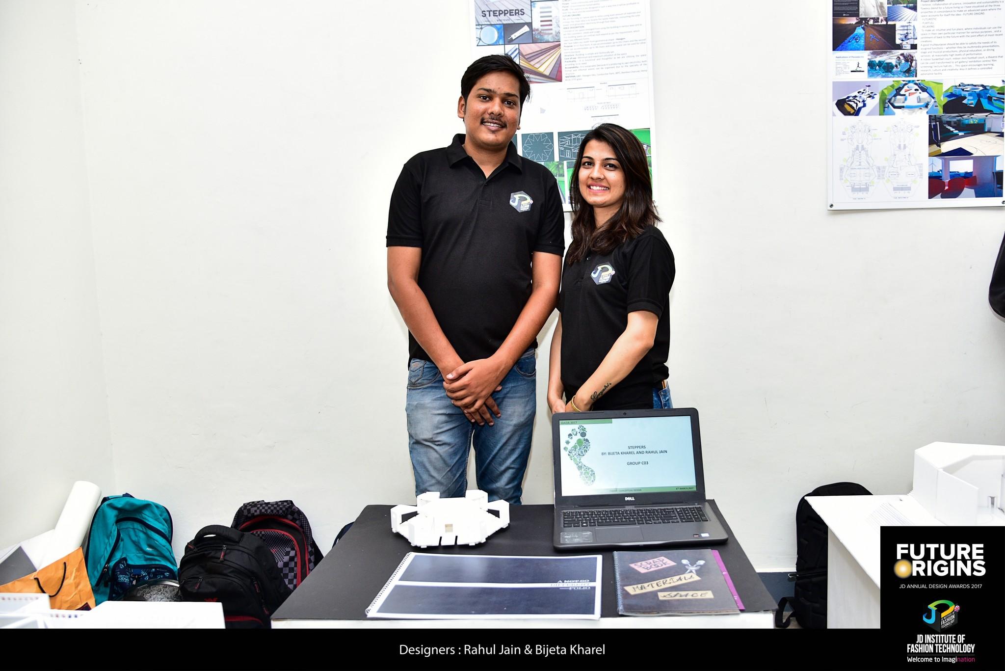 Steppers - Future Origin - JD Annual Design Awards 2017 | Photography : Jerin Nath (@jerin_nath) steppers - Steppers     Future Origin     JD Annual Design Awards 2017 1 - Steppers – Future Origin – JD Annual Design Awards 2017
