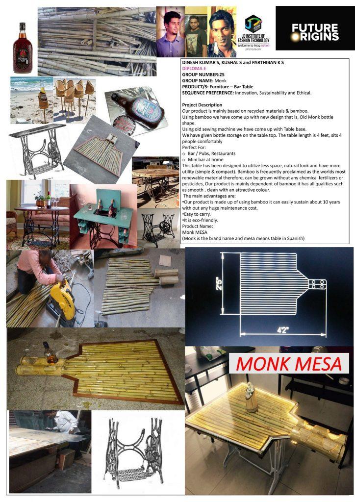 Monk Mesa - Future Origin - JD Annual Design Awards 2017 monk mesa - Monk Mesa     Future Origin     JD Annual Design Awards 2017 3 724x1024 - Monk Mesa – Future Origin – JD Annual Design Awards 2017