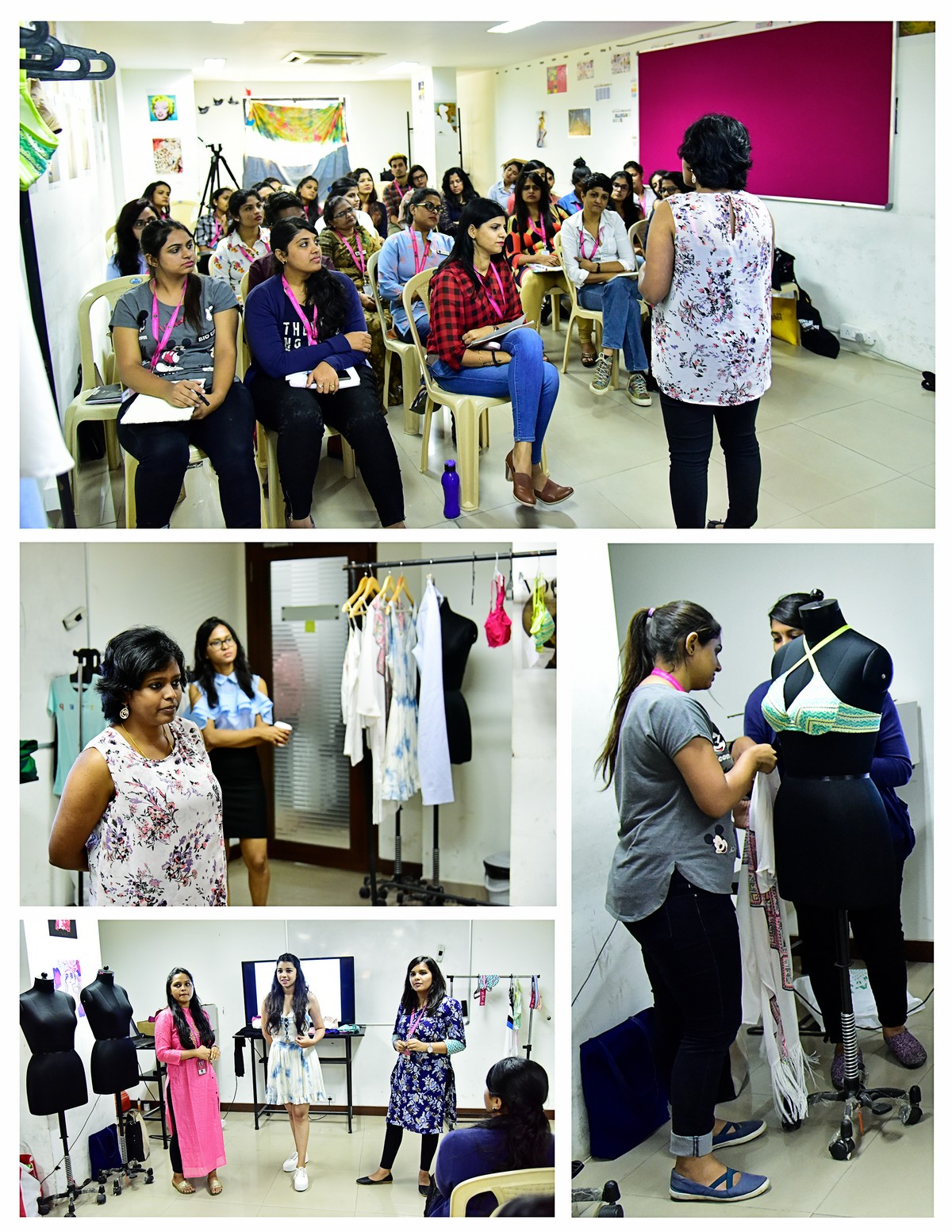 Styling Workshop by Ms. Lakshmi Murugesh from Zivame – Department of Fashion Design | Shot By : Jerin Nath styling workshop by ms. lakshmi murugesh from zivame - Zivame JD Institute - Styling Workshop by Ms. Lakshmi Murugesh from Zivame