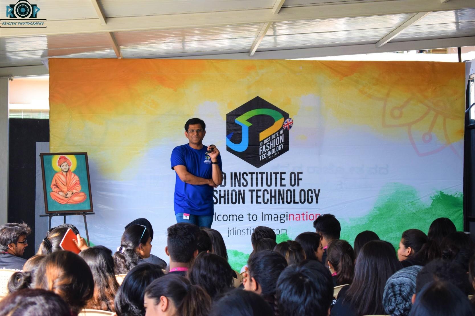 NATIONAL YOUTH DAY CELEBRATION national youth day at jd institute - 1 1 - National Youth Day at JD Institute, Bangalore