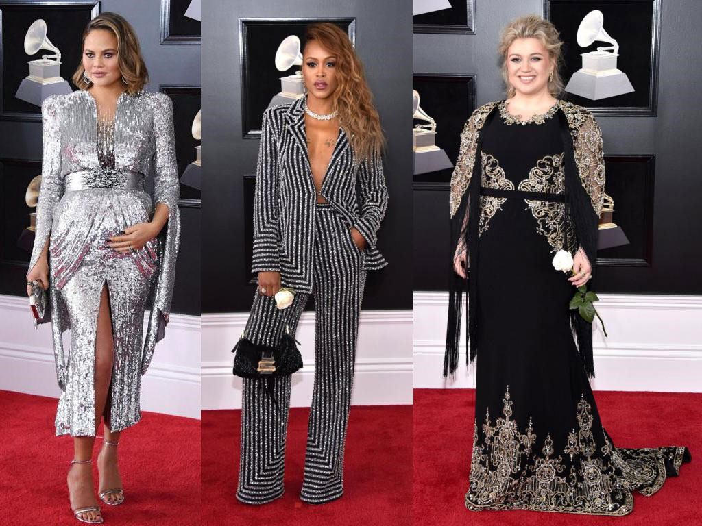 Sequins grammy 2018 - Sequins - Grammy 2018: Red Carpet Review by JD Institute