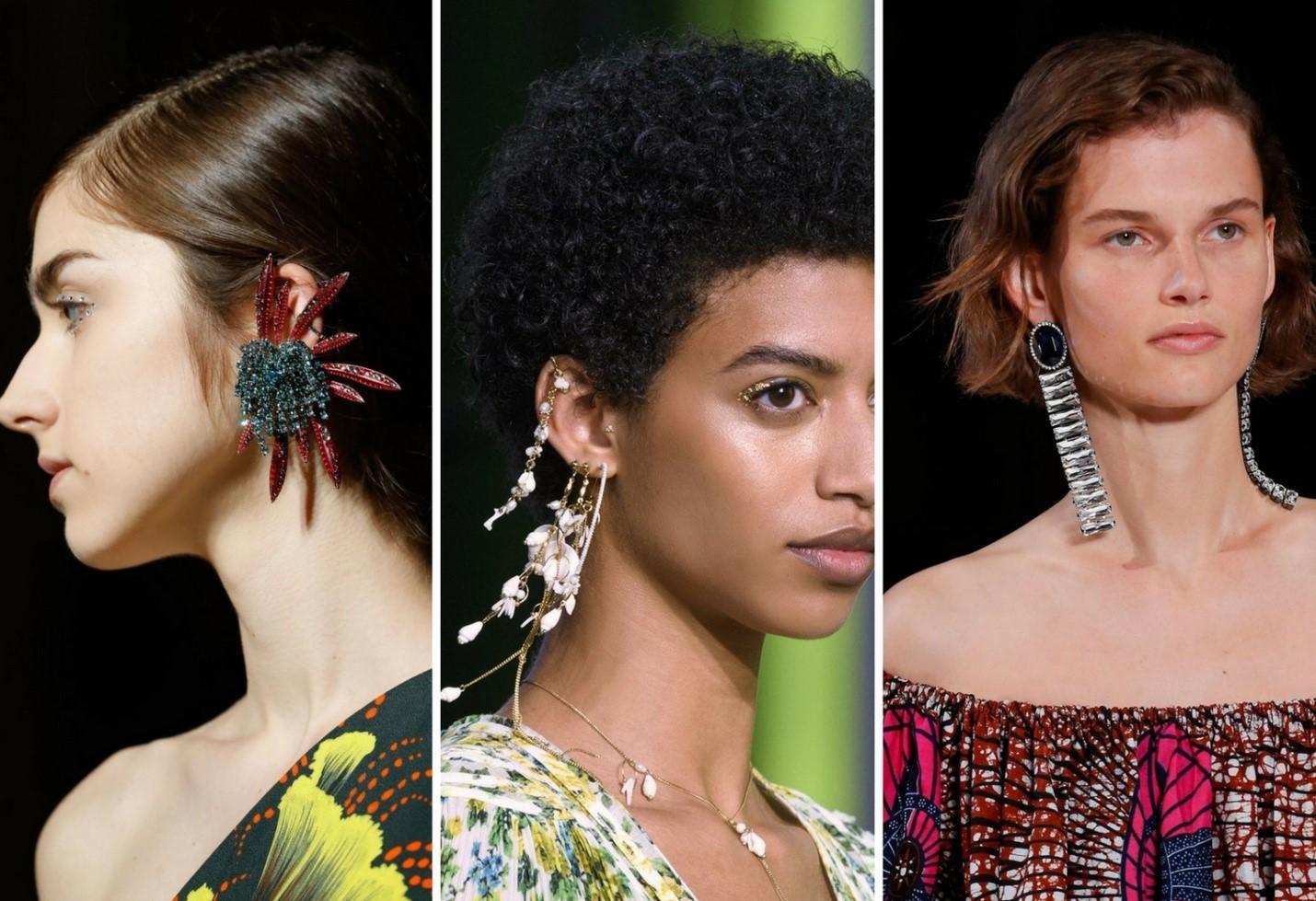 Statement Earrings jewellery trends for 2018 - Statement Earrings - Jewellery trends for 2018 – Bangalore