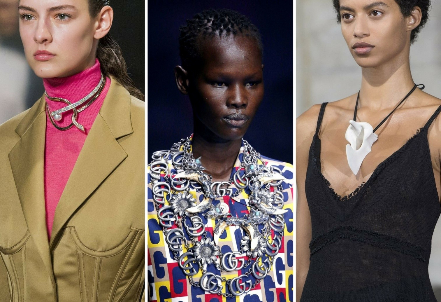 Statement Necklaces jewellery trends for 2018 - Statement Necklaces - Jewellery trends for 2018 – Bangalore