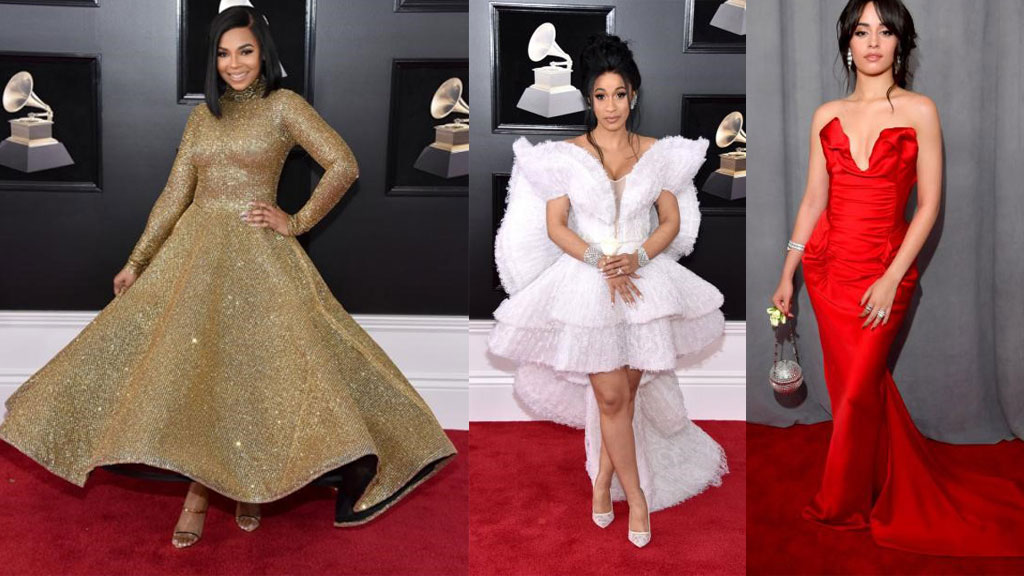 Structured gowns grammy 2018 - Structured gowns - Grammy 2018: Red Carpet Review by JD Institute