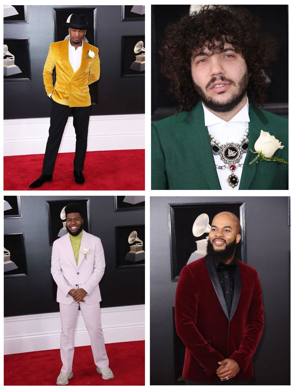 Grammy Award 2018 grammy award 2018 - 3 - Grammy Award 2018 – Men that rocked the red carpet
