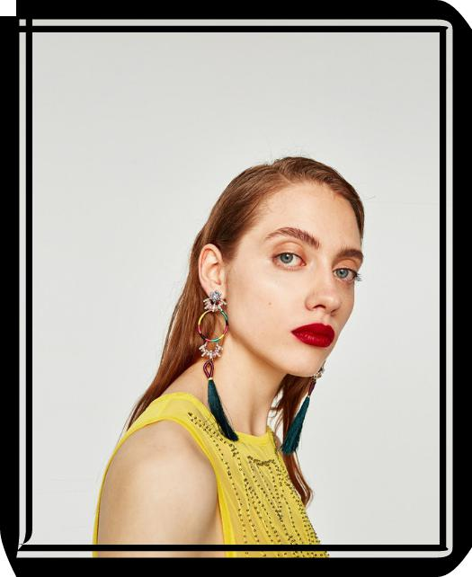 Statement Earrings statement earrings - 3 - Statement Earrings a must for all fashionistas
