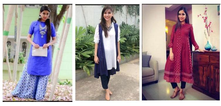 Kurti wardrobe essentials for women - Kurti - Must have wardrobe essentials for women