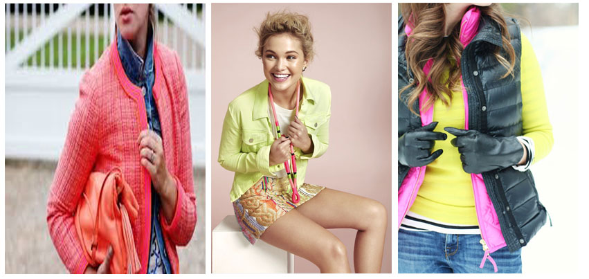 Pep-up-with-toned-down-neons teen trends 2018 - Pep up with toned down neons - Teen trends 2018 – An exciting year in Teen Fashion