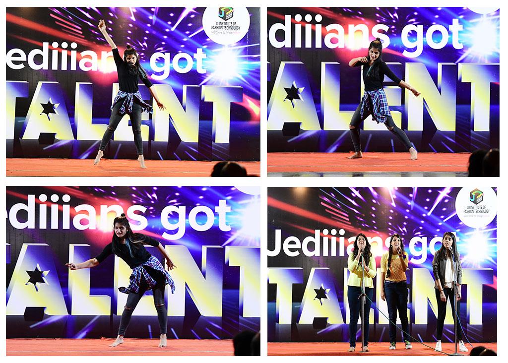jediiians got talent jediiians got talent - jd got talent12 - JEDIIIANS Got Talent – If you have a flair, Flaunt it