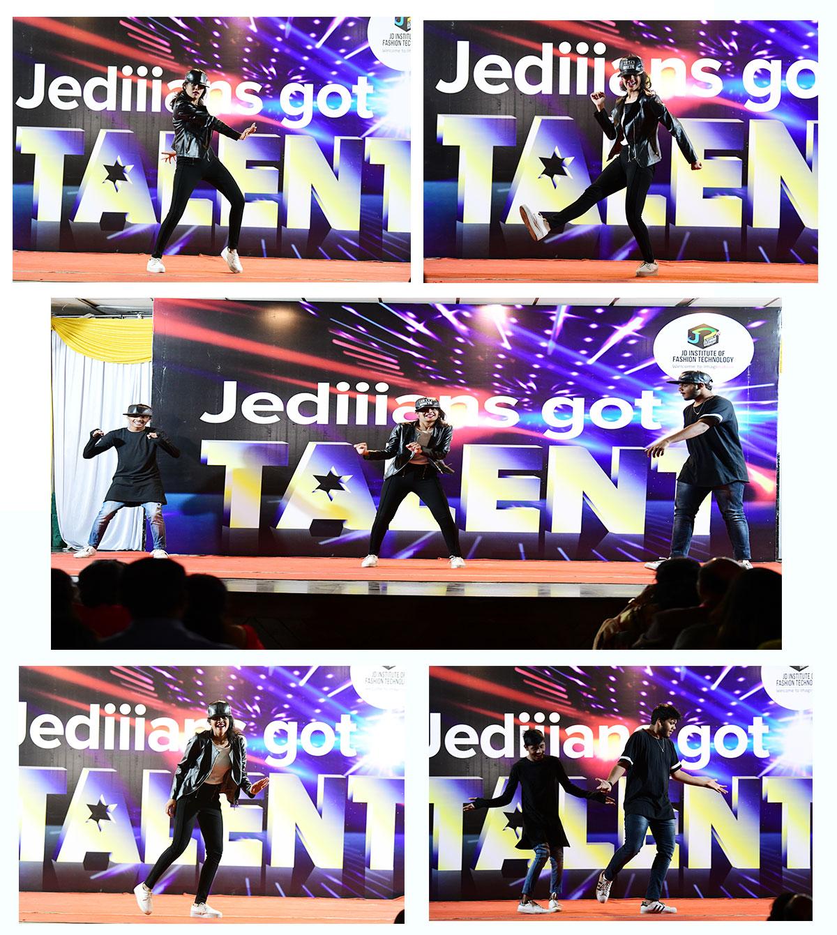 jediiians got talent jediiians got talent - jd got talent15 - JEDIIIANS Got Talent – If you have a flair, Flaunt it