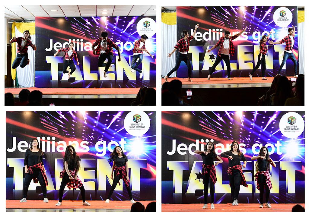 jediiians got talent jediiians got talent - jd got talent16 - JEDIIIANS Got Talent – If you have a flair, Flaunt it