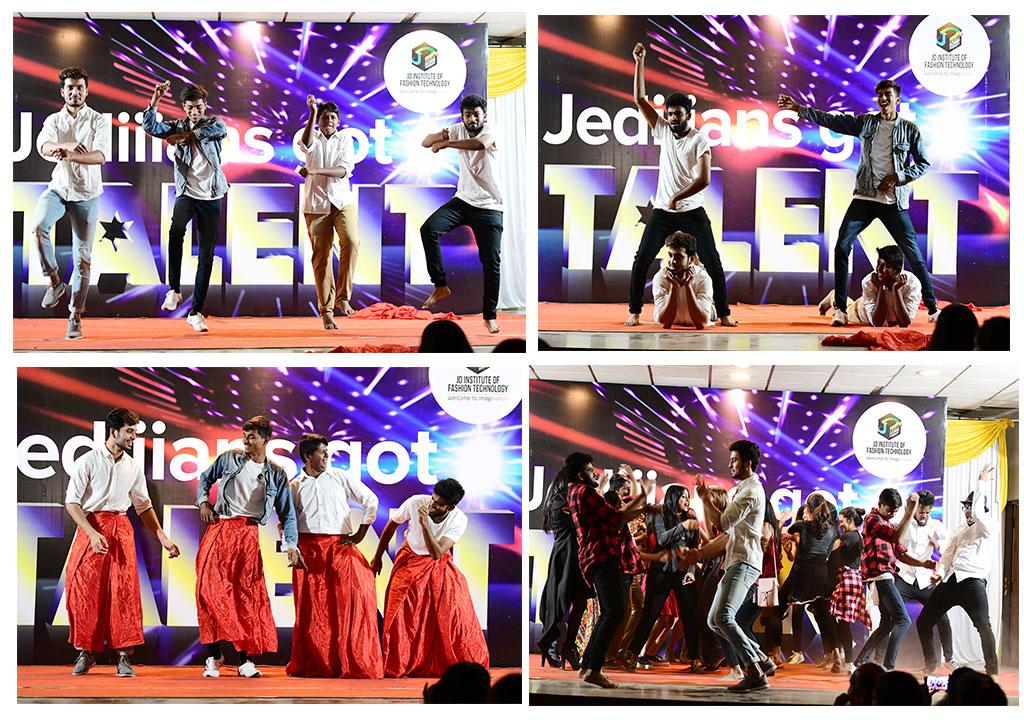 jediiians got talent jediiians got talent - jd got talent18 - JEDIIIANS Got Talent – If you have a flair, Flaunt it