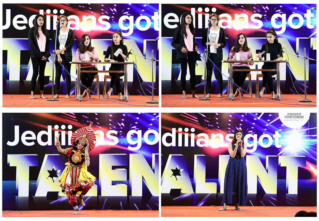 jediiians got talent jediiians got talent - jd got talent3 - JEDIIIANS Got Talent – If you have a flair, Flaunt it