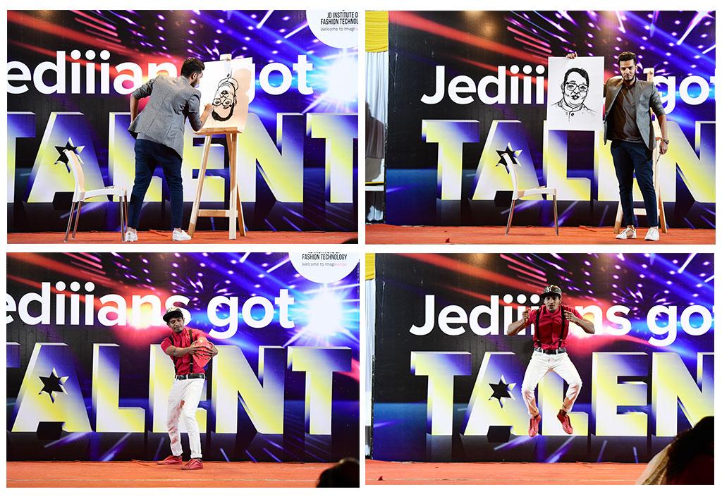 jediiians got talent jediiians got talent - jd got talent8 - JEDIIIANS Got Talent – If you have a flair, Flaunt it