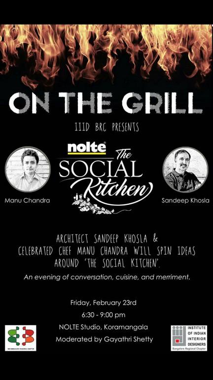 on the grill on the grill - on the grill - On the Grill – When Interior Architecture met cuisine