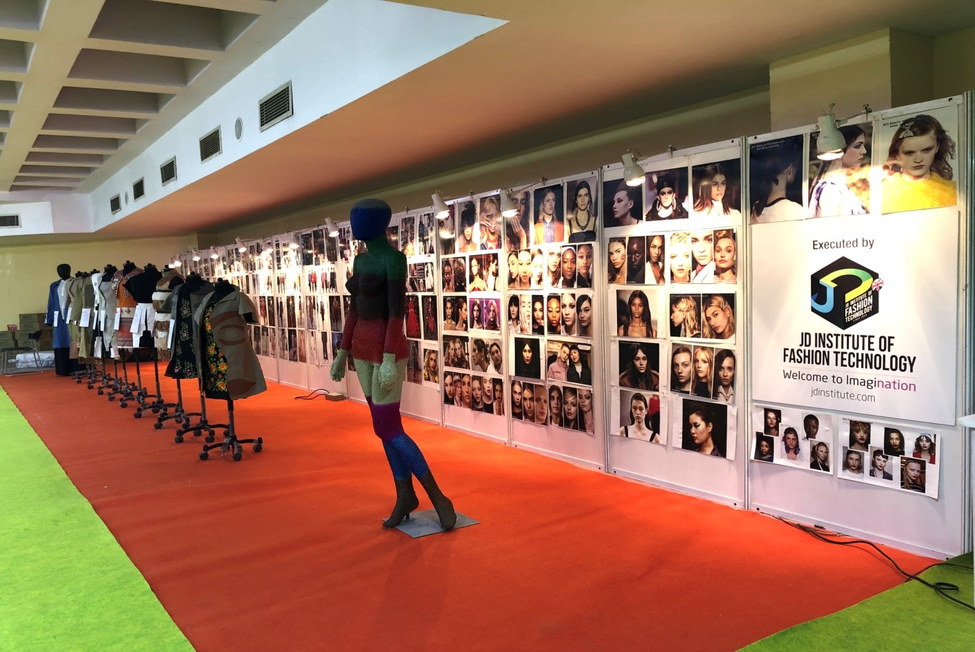 trade show 2018 trade show 2018 - TREND PAVILION - JD Institute at the Fabrics & Accessories Trade Show 2018