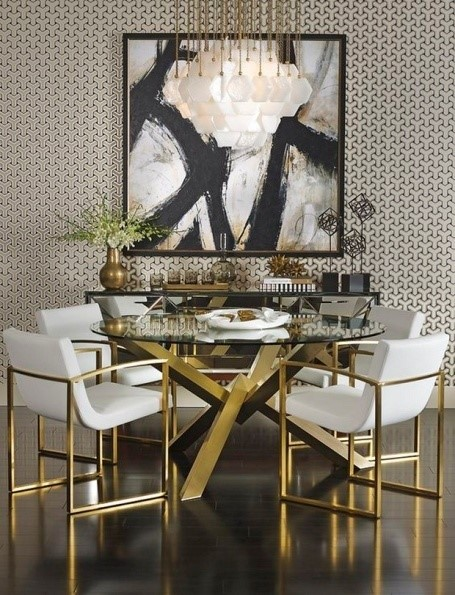 Images may be subject to copyright tricks and tips for home interior design - brass - Tricks and tips for Home Interior design and decorations