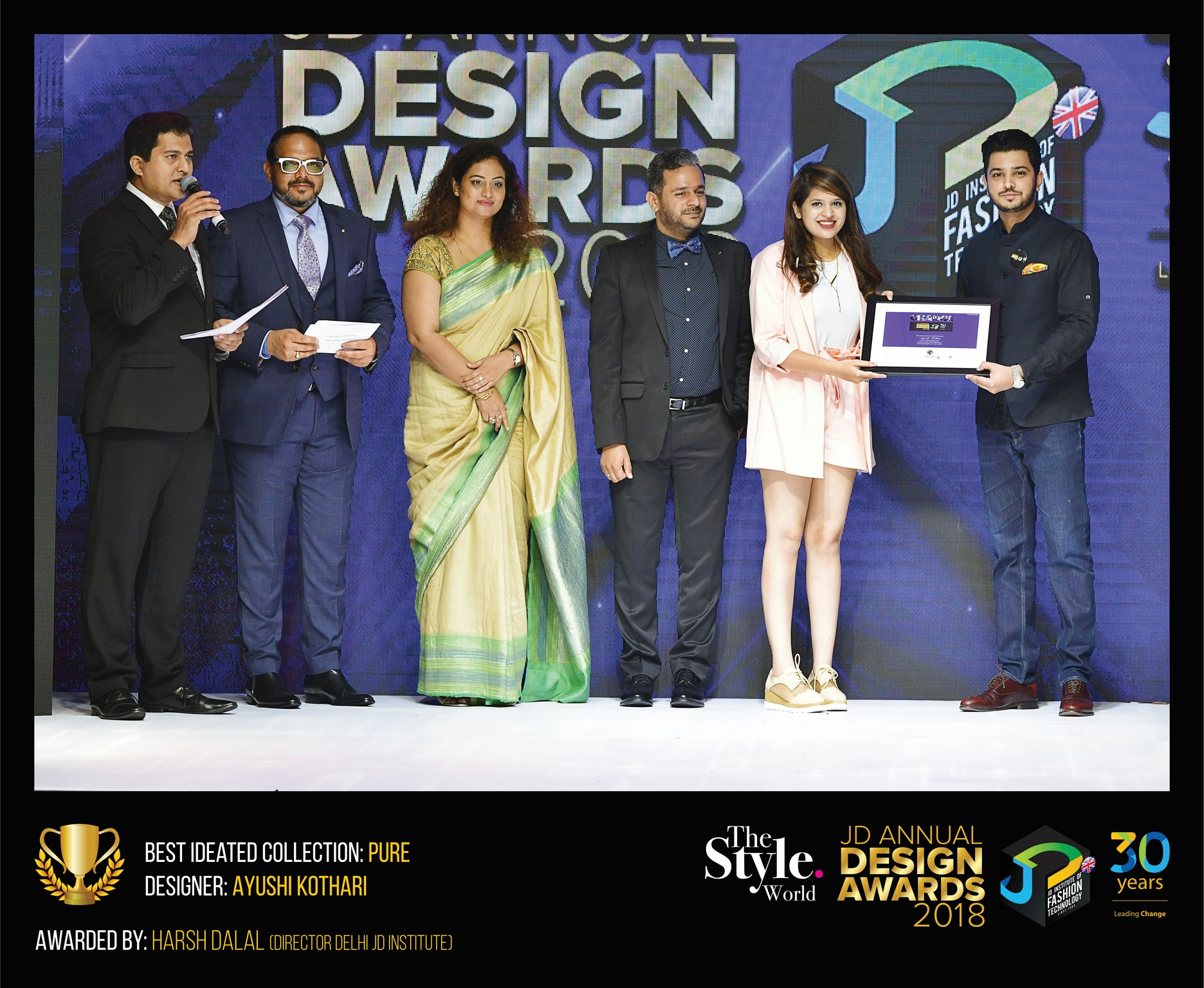 Pure – Change – JD Annual Design Awards 2018 | Designer: Ayushi Kothari (ADFD 2015 Batch) | Photography : Jerin Nath (@jerin_nath) pure - 3 - Pure – Change – JD Annual Design Awards 2018