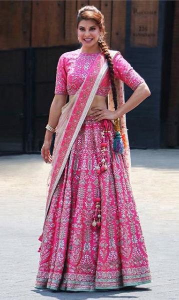 Who wore what Best Picks from Sonamkishaadi who wore what best picks from sonamkishaadi - Jacqueline - Who wore what Best Picks from Sonamkishaadi