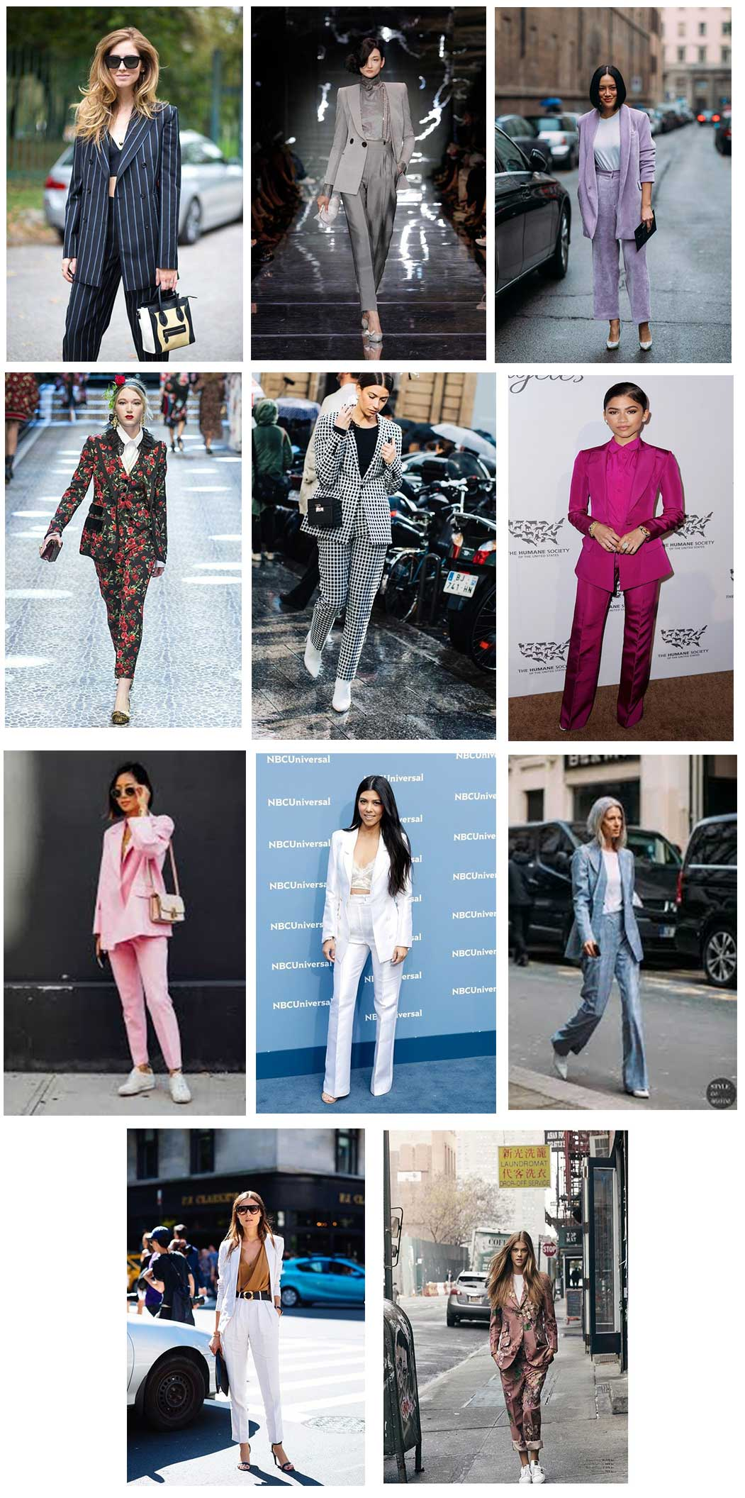 Crossing gender barrier crossing gender barrier - Trend spotlightb - Crossing gender barrier – Celebration of Power suit