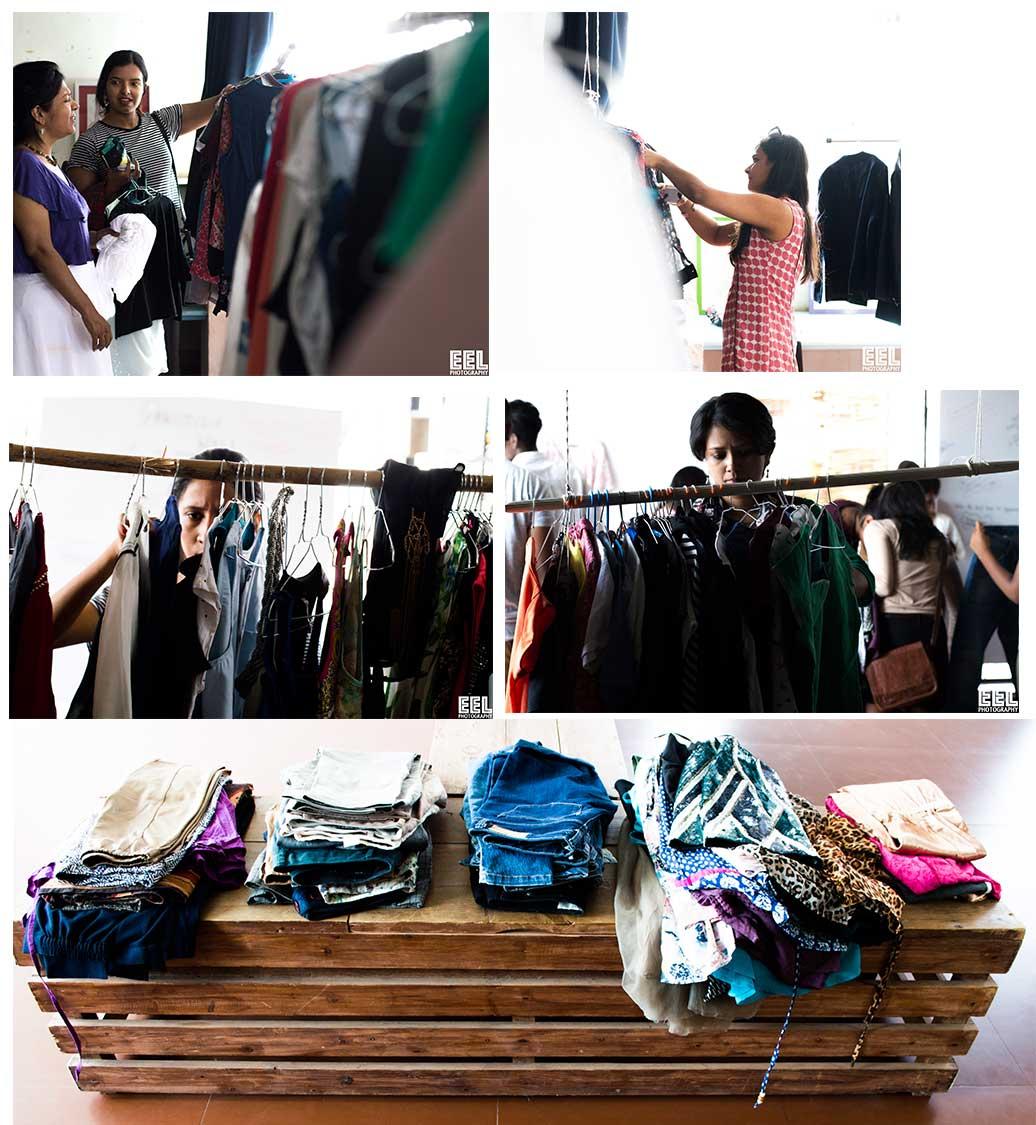 JEDIIIANS for a fashion cause jediiians for a fashion cause - clothswap3 - JEDIIIANS for a fashion cause – Cloth swap event