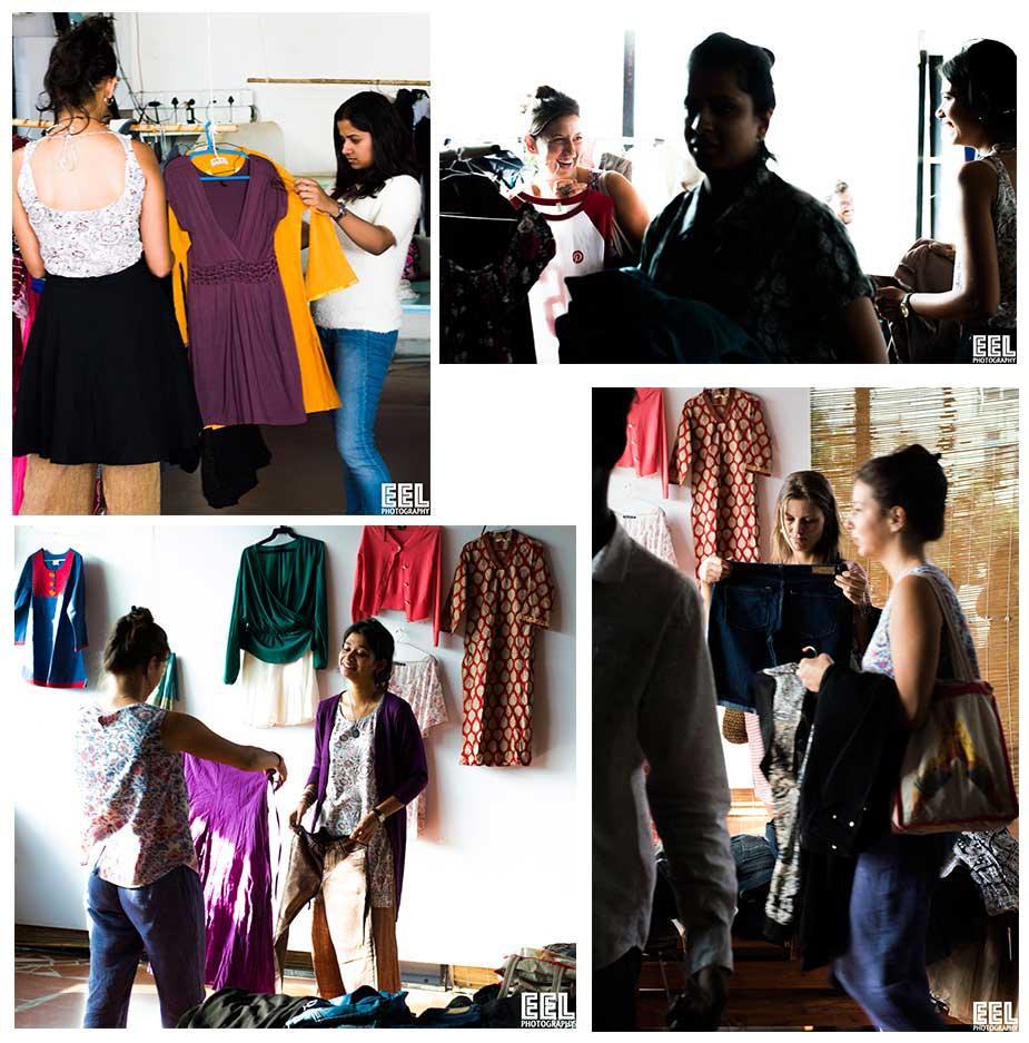 JEDIIIANS for a fashion cause jediiians for a fashion cause - clothswap6 - JEDIIIANS for a fashion cause – Cloth swap event