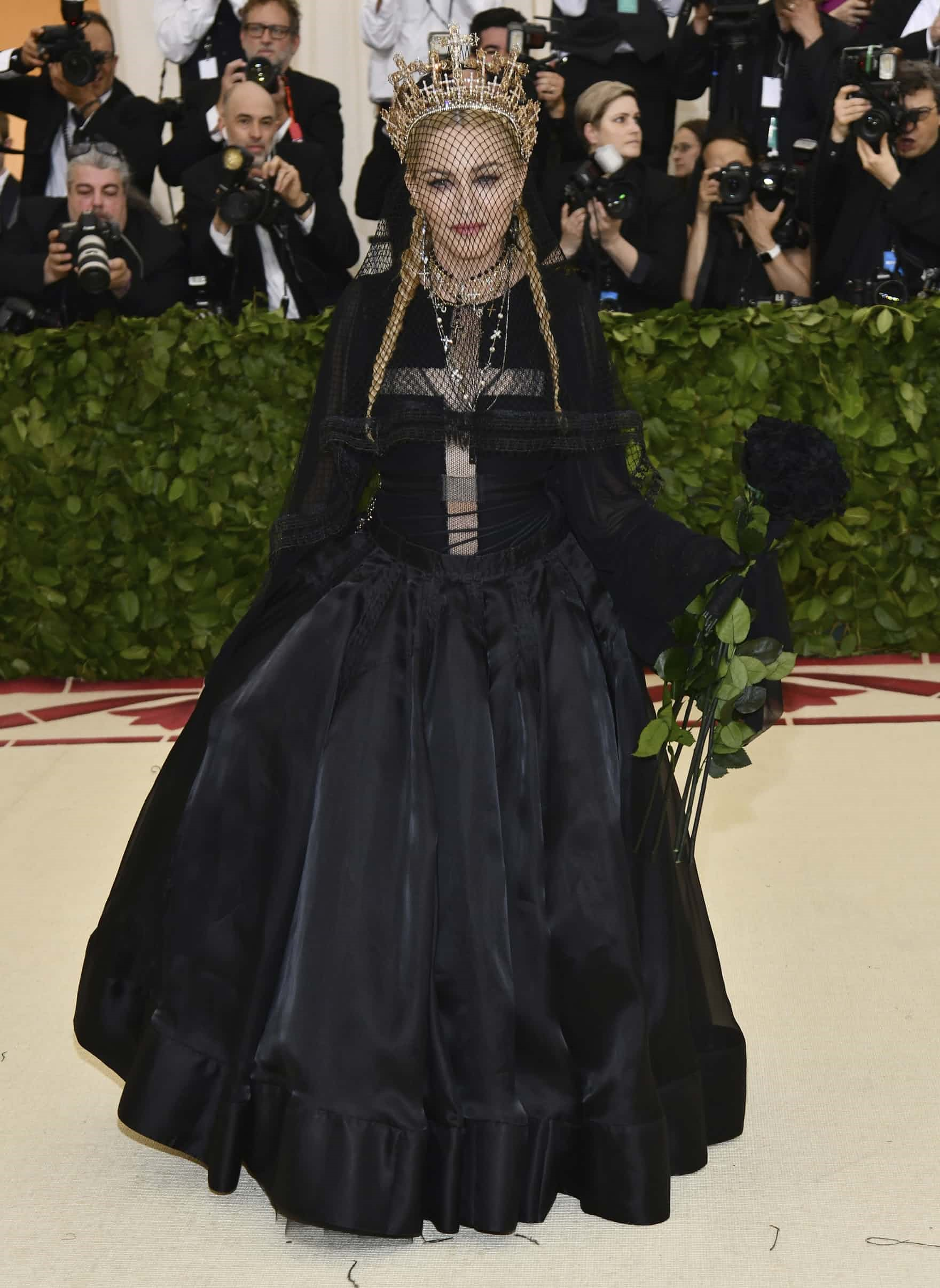 In the name of Fashion met gala - jean paul - In the name of Fashion, Amen – Heavenly Bodies and Catholic Imagination – Met Gala Review