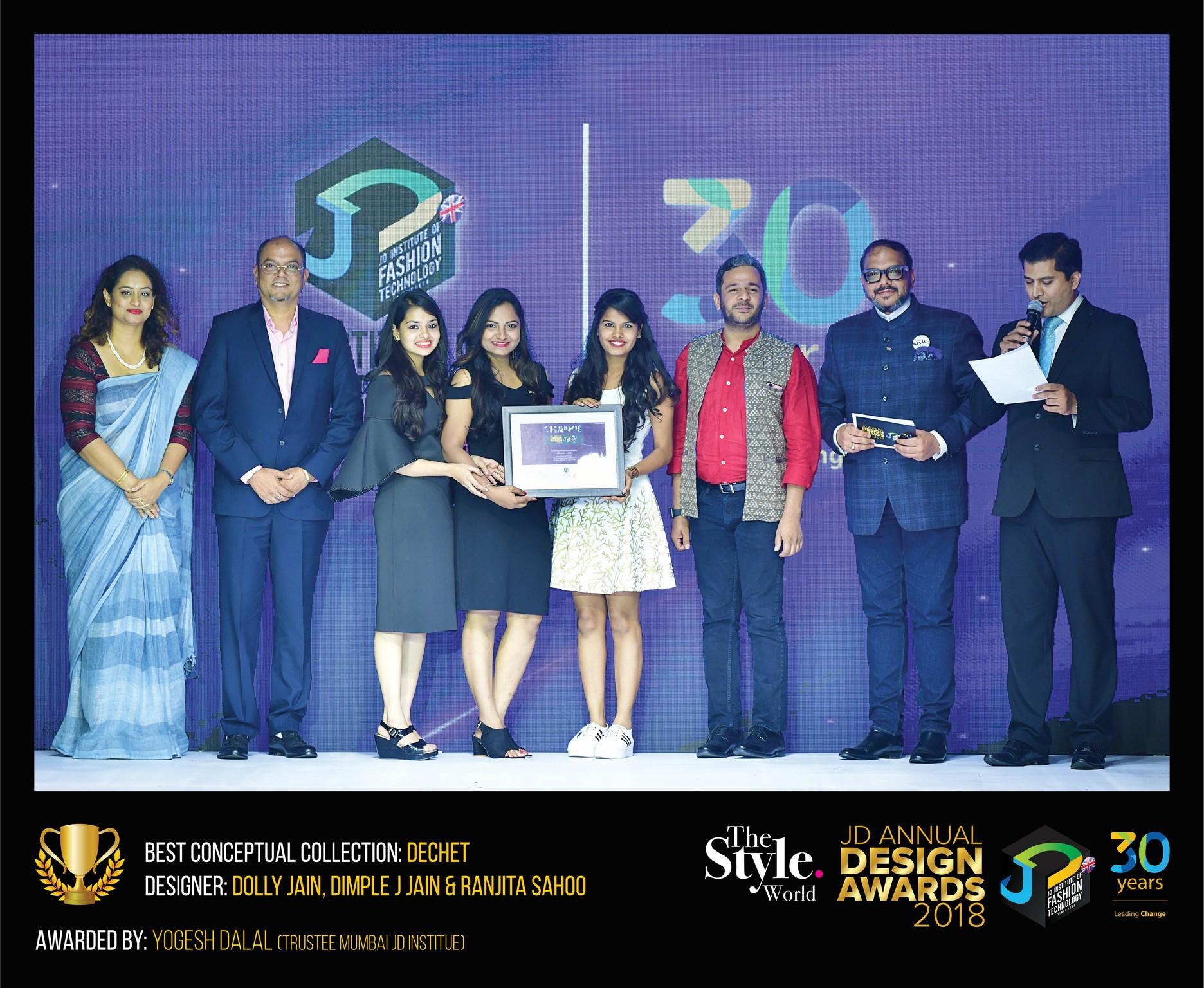 Dechet – Change – JD Annual Design Awards 2018 | Designer: Dimple, Dolly and Ranjita DFD July A 2017 | Photography : Jerin Nath (@jerin_nath) dechet - 17 - Dechet – Change – JD Annual Design Award 2018