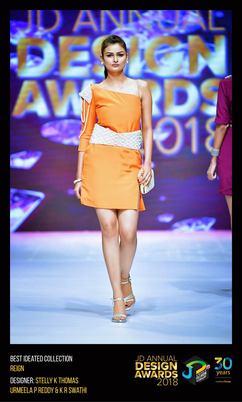 Reign – Change – JD Annual Design Awards 2018 | Designer: Swathi, Stelly and Urmeela | Photography : Jerin Nath (@jerin_nath) reign - 18 06 2018 REIGN Photos JDW FB2 - Reign – Change – JD Annual Design Awards 2018