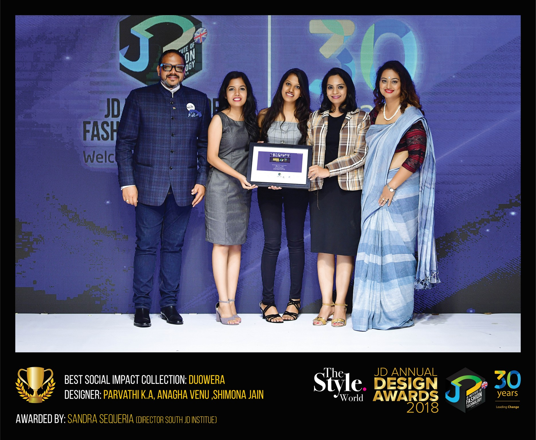 Duowera – Change – JD Annual Design Awards 2018 | Designer: Parvathi, Anagha and Shimona | Photography : Jerin Nath (@jerin_nath) duowera - Duowera9 Final - Duowera – Change – JD Annual Design Awards 2018