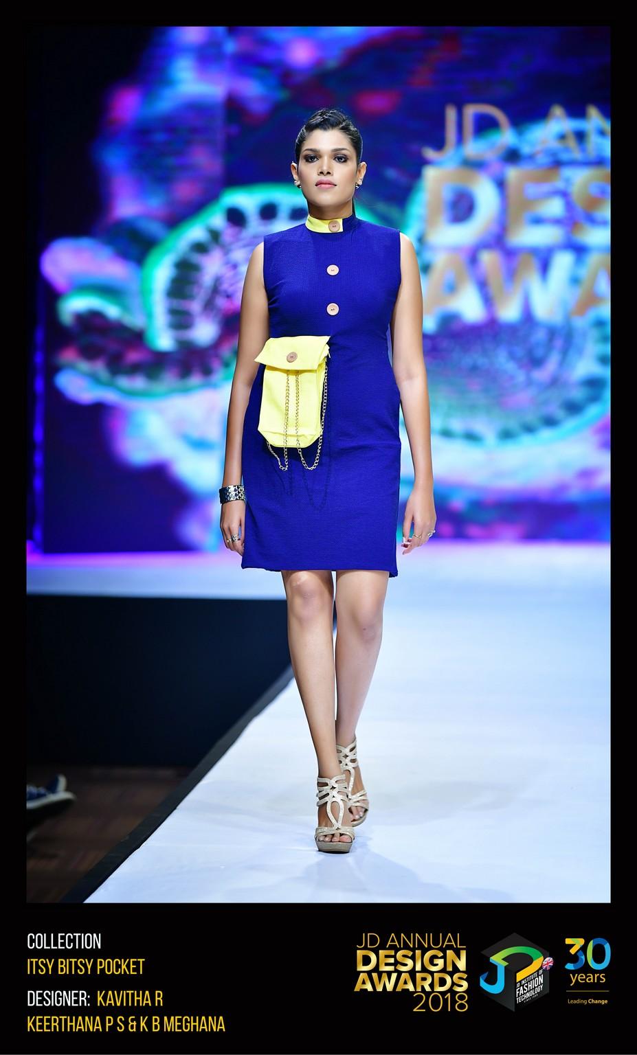 Itsy Bitsy Pocket Dress – Change – JD Annual Design Awards 2018   Designer: Kavitha, Keertana and Meghana   Photography : Jerin Nath (@jerin_nath) itsy bitsy pocket dress - ITSY BITSY POCKET5 - Itsy Bitsy Pocket Dress – Change – JD Annual Design Awards 2018