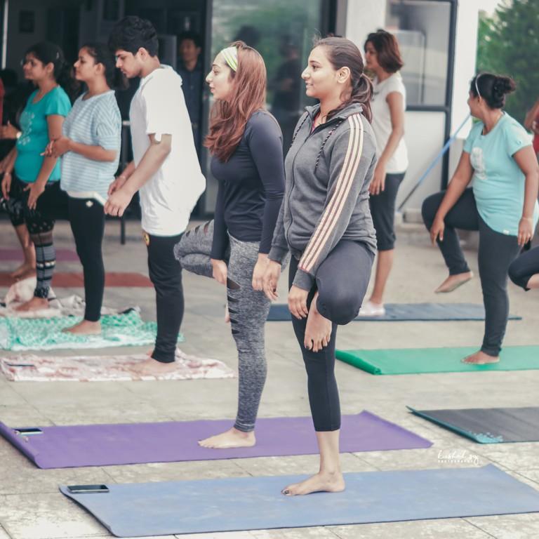 International Yoga Day observed at JD Institute international yoga day observed at jd institute - International Yoga Day1 - International Yoga Day observed at JD Institute