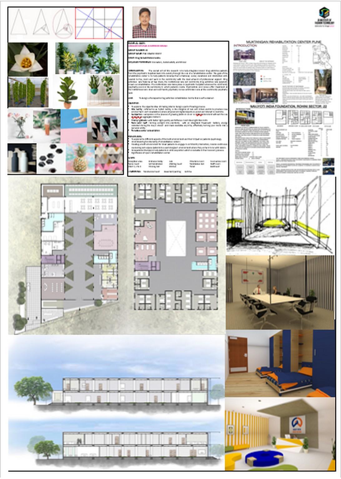 Rehabilitation Centre– Change – JD Annual Design Awards 2018 | Designer: Rahul Jain | Photography : Jerin Nath (@jerin_nath) rehabilitation centre - Rehalibation - Rehabilitation Centre– Change – JD Annual Design Awards 2018