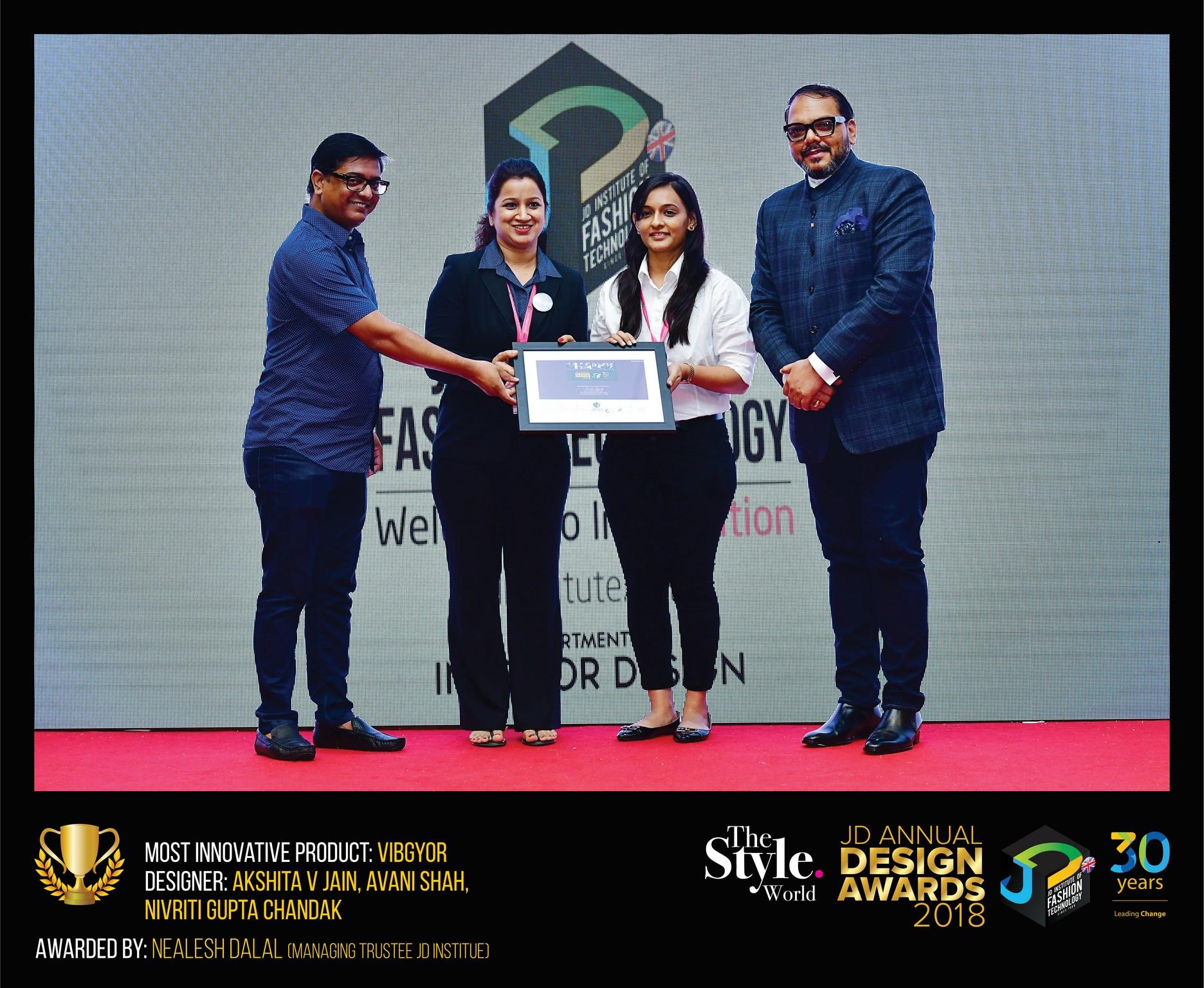 VIBGYOR – Change – JD Annual Design Awards 2018 | Designer: Akshitha V Jain, Avani Shah, Nivrithi Gupta | Photography : Jerin Nath (@jerin_nath) vibgyor - VIBGYOR1 - VIBGYOR – Change – JD Annual Design Awards 2018