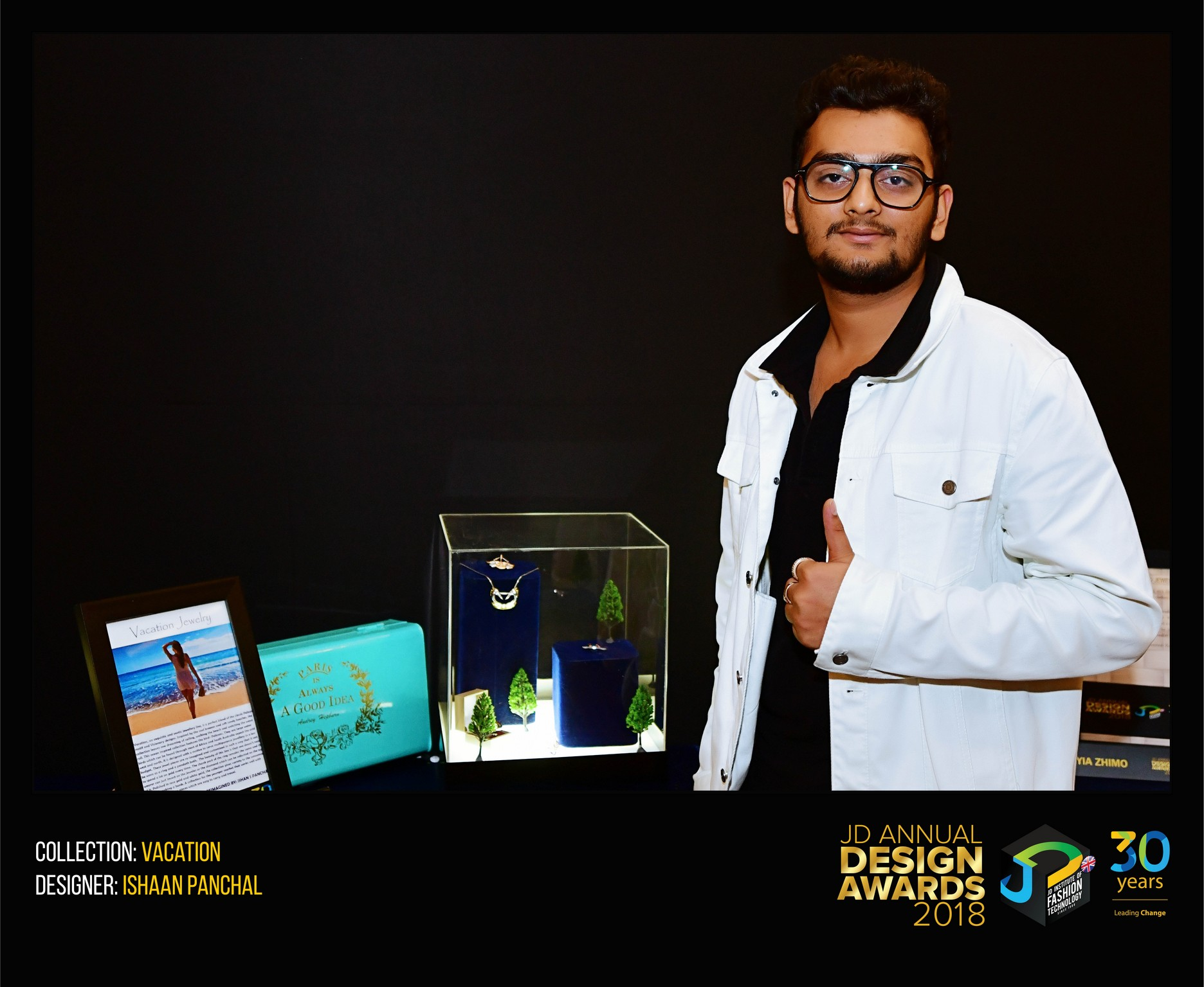 vacation - Vacation2 - Vacation – Change – JD Annual Design Awards 2018