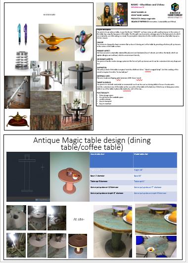 Antique Magic Table – CHANGE – JD ANNUAL DESIGN AWARDS 2018   Designer: Khushboo and Vishnu   Photography : Jerin Nath (@jerin_nath) antique magic table - auntique magic table1 - Antique magic table – CHANGE – JD Annual Design Awards 2018