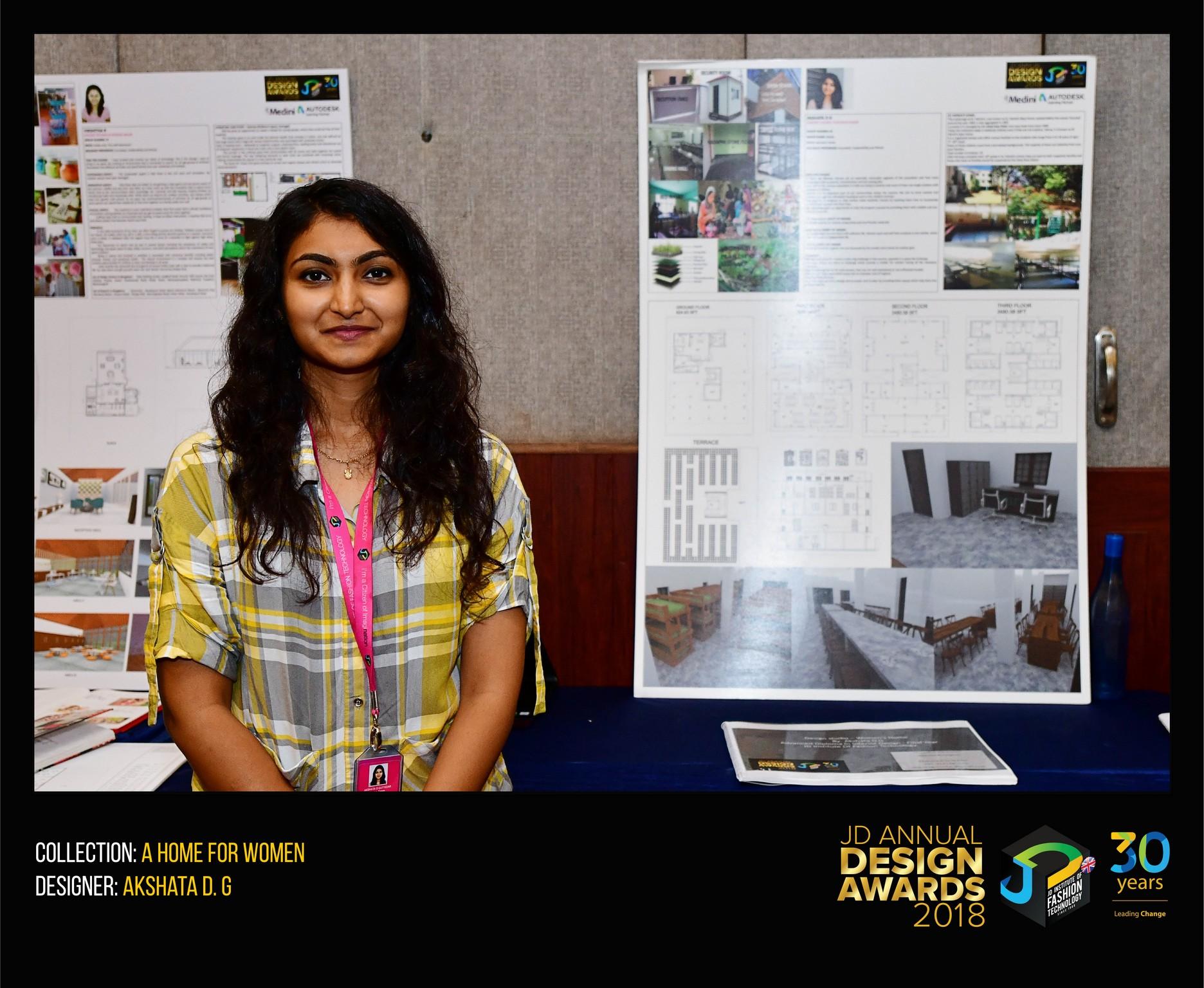 a home for women - home for women - A home for women – Change – JD Annual Design Awards 2018