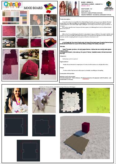 JIGSAW – Change – JD Annual Design Awards 2018   Designer: BINDU.R, NATASHA.A.VINAY, SANJAY.T.S   Photography : Jerin Nath (@jerin_nath) jigsaw - jigsaw2 - JIGSAW – Change – JD Annual Design Awards 2018